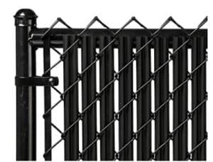 privacy chain link fences