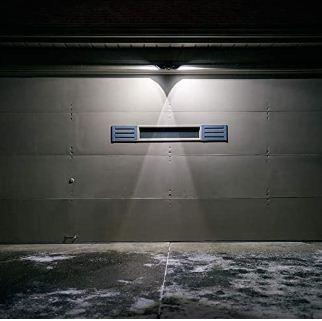 best led garage lights with motion sensor