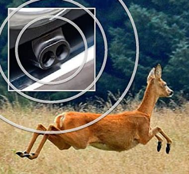 electronic deer whistle for car