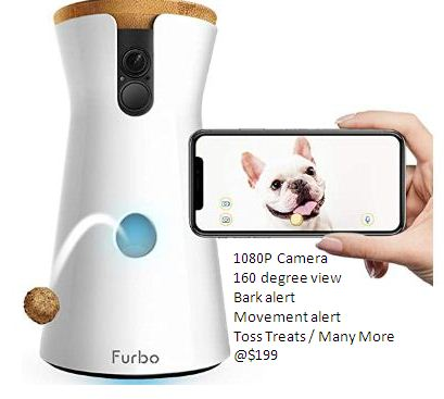 furbo dog nanny