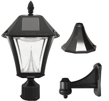 best outdoor solar lamp posts
