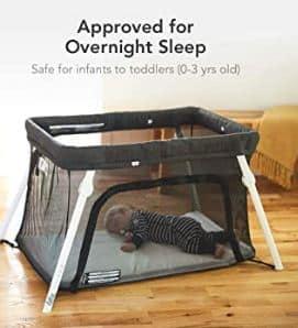 best playpen for baby to sleep in