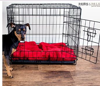 paws and pals best dog crate kennel