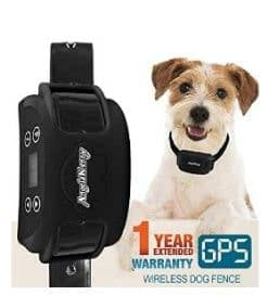 best rated wireless dog fence