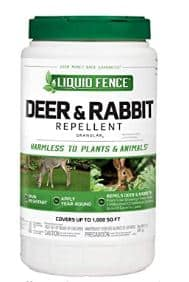 best deer and rabbit repellent