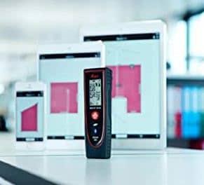 Leica DISTO Laser measuring tool