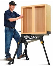 rockwell JawHorse Support station review