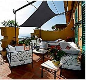 best rated sun shade sails