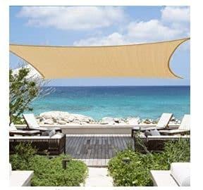 best sun shade sails