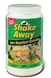 deer and rabbit repellent granules