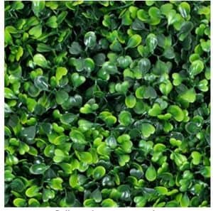 faux ivy leaf privacy roll