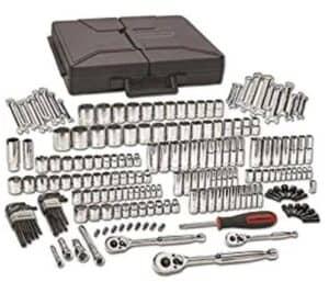 professional mechanic tool set