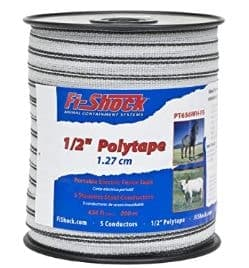 electric tape fencing for horses
