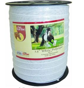 polytape electric fence