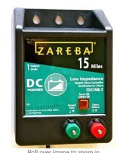 cheap electric fence charger