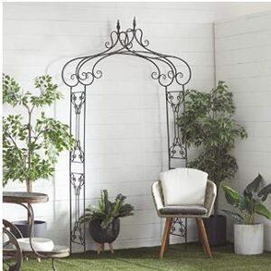 high quality arbor fence