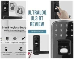 ultraloq ul3 bt review