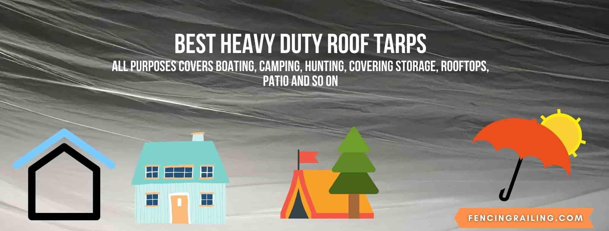Best tarp for roof