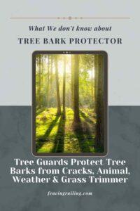 tree trunk guard protector