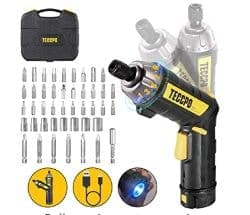 best cordless screwdriver for electricians