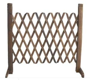 freestanding trellis screen