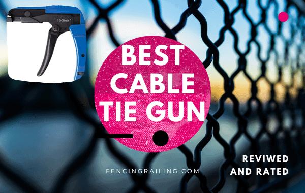 best cable tie guns