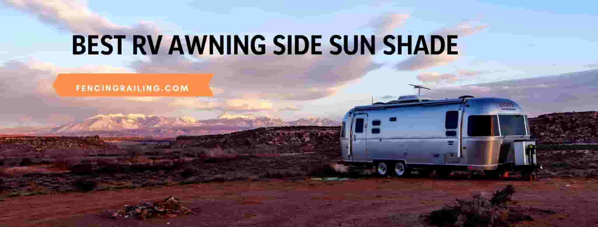 rv awning sun shade reviews