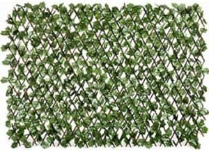Best expandable faux ivy privacy fence