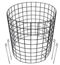 Tree guards for fruit trees