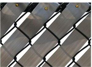 vinyl privacy fence tape
