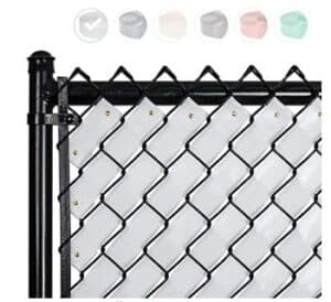 cheap weaving chain link fence