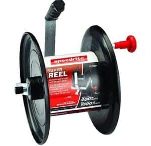 Best electric fence reel