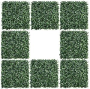 faux grass wall panels