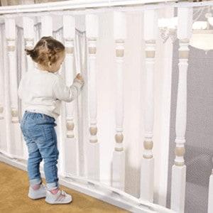 baby proof balcony railing