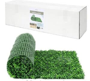 artificial hedges for outdoors