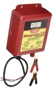 best electric fence chargers