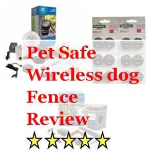 petsafe wireless dog fence review