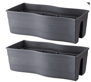 balcony planter boxes for railings