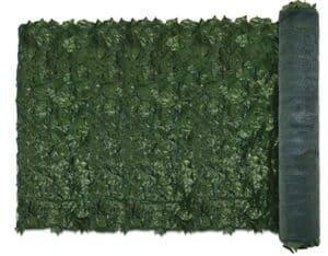 leaf fence roll