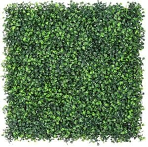 fake grass wall outdoor