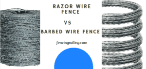 security fencing razor barbed wire